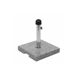 MCW Bodenplatte MCW-F92, 1 tlg. grau 38 cm x 43 cm x 38 cm