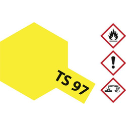 Tamiya Acrylfarbe Perl-Gelb TS-97 Spraydose 1St.