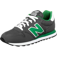 NEW BALANCE 500 dark grey-green/ white, 43