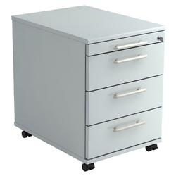 RWH Rollcontainer Schreibtischcontainer ROCK grau