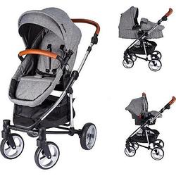 Kinderwagen Inspire Ltd grau
