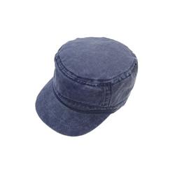 Chaplino Army Cap im Army-Style blau