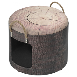 D&D Hundehaus Petbox Wood, Größe: S