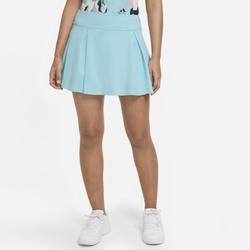 Nike Club Skirt kurzer Tennisrock für Damen - Blau, size: S