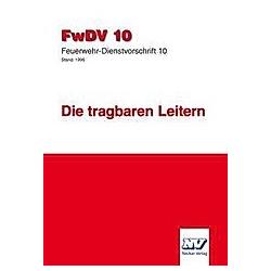 Feuerwehr-Dienstvorschrift 10 (FwDV 10) - Buch