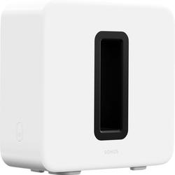 Sonos Sub (Gen3) WLAN- Subwoofer (LAN (Ethernet), WLAN) weiß