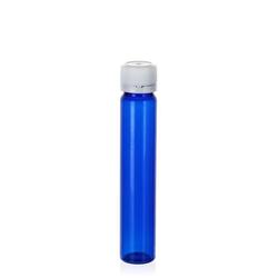 25ml blaues PET-Röhrchen