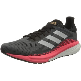 adidas Solarglide ST 3 W grey five/crystal white/signal pink/coral 42