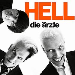 CD Die Ärzte - HELL (Hardcover-Buch) Hörbuch