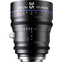 Schneider Xenon FF-Prime 35mm T2,1 Canon EF