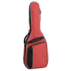 Gewa Gitarrentasche Economy für 1/4 - 1/8 Konzertgitarren & Mandolinen Rot