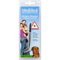 MEDIZECK Zeckenpinzette 105614 1 St.