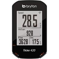 Bryton Rider, Schwarz, 83.9x49.9x16.9