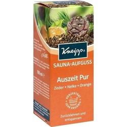 KNEIPP Sauna Aufguss Auszeit Pur 100 ml