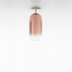 Gople Mini Deckenleuchte - Ø 14,5 cm - Kupferfarben