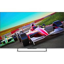 TCL 55C728X1 QLED-Fernseher (139,7 cm/55 Zoll, 4K Ultra HD, Smart-TV, Android TV, und Onkyo-Soundsystem)