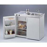 Stengel Küchen Kitchenline MK 100 Cerankochfeld links