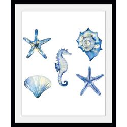 queence Bild Macklemore, Meer (1 Stück) 50 cm x 60 cm