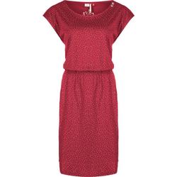 Ragwear Sommerkleid Lilithe rot XL