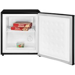exquisit GB40-15 A++ sw Gefrierbox mit Temperaturregelung