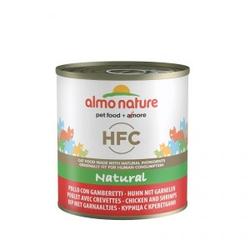 Almo Nature HFC Natural Huhn & Garnelen 280 Gramm 12 x 280 gram