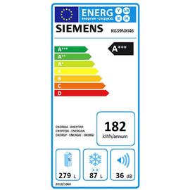 Siemens KG39NXI46 iQ300