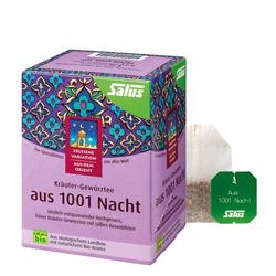 KRÄUTER-GEWÜRZTEE aus 1001 Nacht Bio Salus Fbtl. 15 St