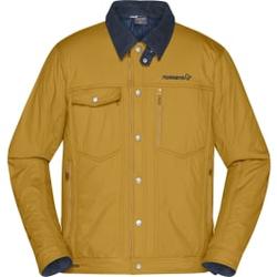 Norrona - Tamok Insulated Jacket M Camelflage - Jacken - Größe: L