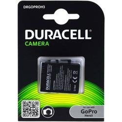 Duracell Akku für GoPro Hero3, 3,7V, Li-Ion