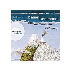 Die Vermessung der Welt  MP3-CD - Hörbuch