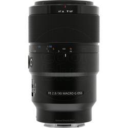 Sony FE 90 mm f/2,8 Makro G OSS