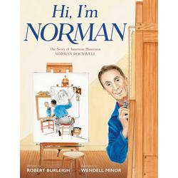 Hi I'm Norman: eBook von Robert Burleigh