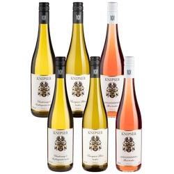 6er-Probierpaket Knipser - Knipser - Weinpakete