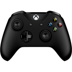 XBoxOne Wireless Controller schwarz