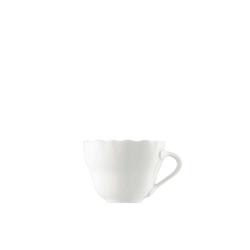 Hutschenreuther Tasse Maria Theresia Weiß Kaffee-Obertasse (1-tlg)