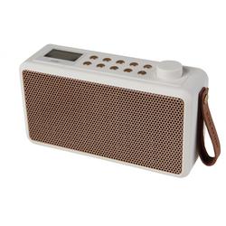 Kreafunk - iRadio DAB+ Radio Lautsprecher Weiß