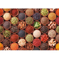 Piatnik Puzzle Kräuter und Gewürze, 1000 Puzzleteile
