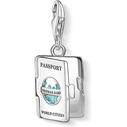 Thomas Sabo Reisepass 1233-007-17 Charm Anhänger