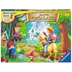 Ravensburger Junior Sagaland Brettspiel