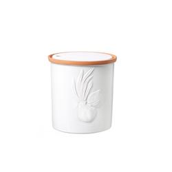 Ritzenhoff & Breker / Flirt Zwiebeltopf Estoril in weiß, 17 cm