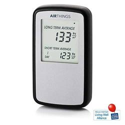Home Digital Radon Detector / Messgerät mit Display und Luftqualitätsmonitor