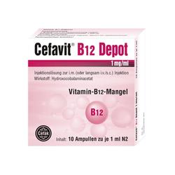 Cefavit B12 Depot 1 mg/ml