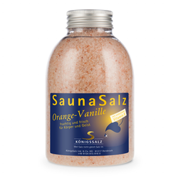 Saunasalz Orange-Vanille Dose 570 g, 201901