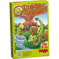 Drache Donnerzahn - Die Feuerkristalle