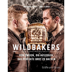 Wildbakers - Kochbücher