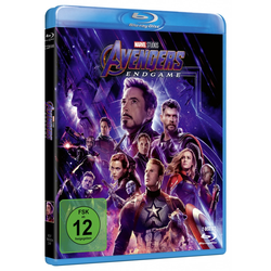 Disney Bluray Avengers - Endgame USK 12
