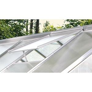 """Vitavia Dachfenster für Gewächshäuser """"Zeus"""" und """"Zeus Comfort"""",aluminium eloxiert,"""