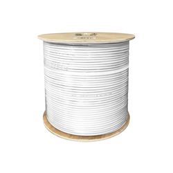 ARLI TV SAT Koax Kabel Koaxialkabel max. 135 dB TV-Kabel, (50000 cm), 500m / 500 m 50000 cm