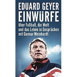 Einwürfe. Eduard Geyer  - Buch