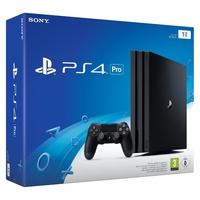 Sony PS4 Pro 1TB schwarz